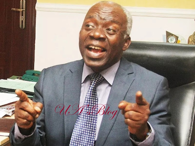 Falana: No Investor will Invest Where There is No Rule of Law