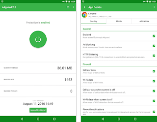 Adguard – Block Ads Without Root v3.2.110ƞ [Nightly] [Premium] APK