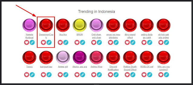sound doraemon yang sedang tren di Indonesia