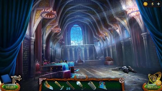 комната в которой установка витража происходит в игре затерянные земли 4 скиталец