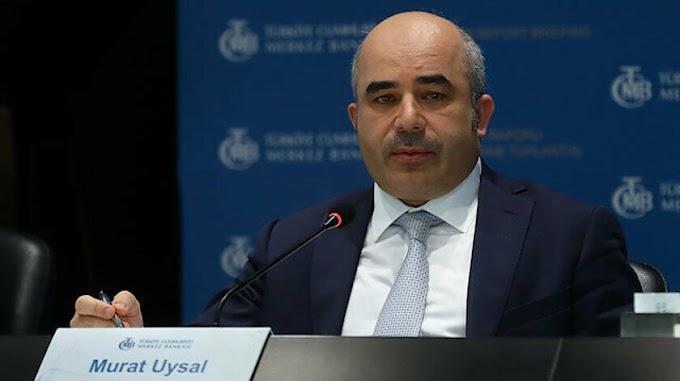 Merkez Bankası Başkanı Murat Uysal: Rezervleri toplam rezerv rakamı üzerinden takip etmek gerekir