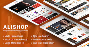 AliShop makes your online store looks amazing on all devices