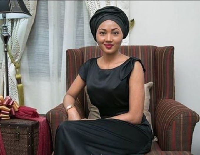 My Father Is Not Nigeria's Problem – Zahra Buhari Says (Her Reason Will Shock You)