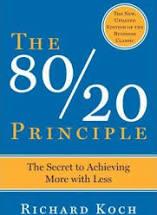 كتاب مبدأ 80 20 pdf