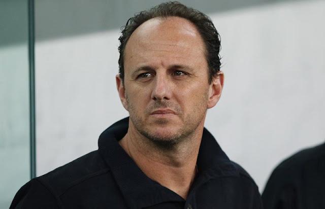 O São Paulo anunciou nesta segunda a demissão do técnico Rogério Ceni