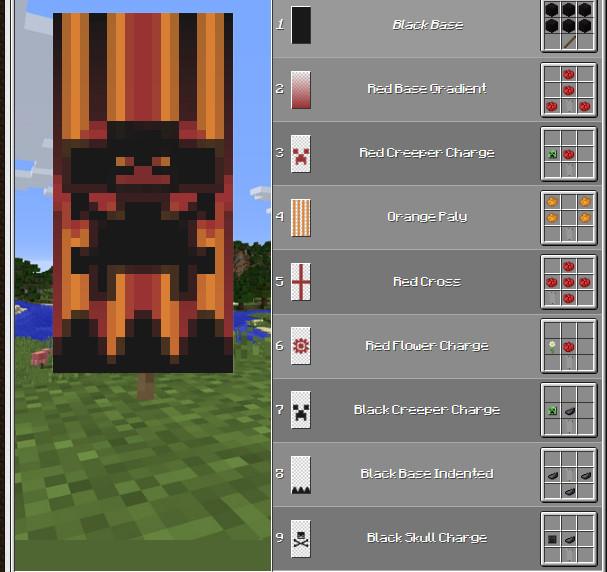10 Banner Minecraft,Wow Keren Bingits!!!! ~ UziantZone