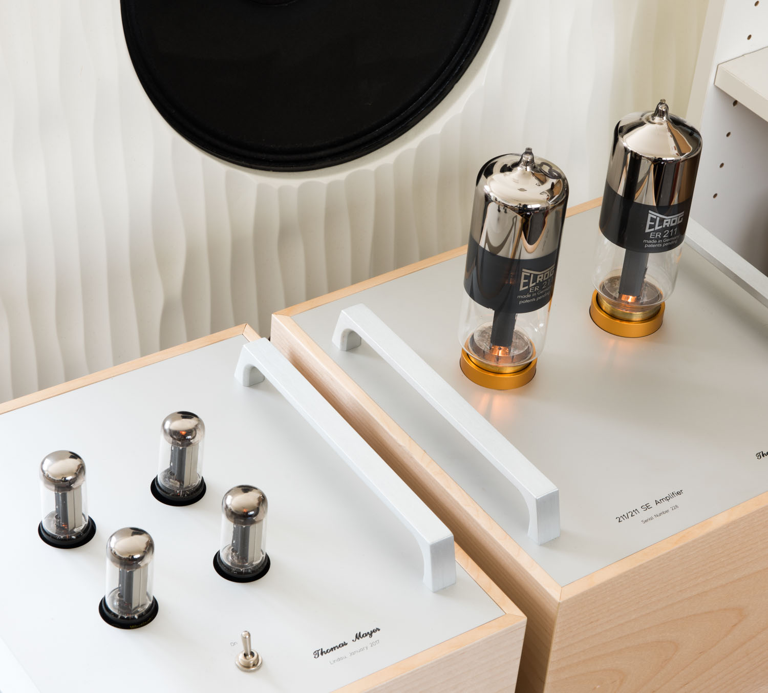 VinylSavor: More 211 amplifiers
