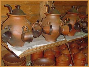 Resultado de imagen para artesania de pomaire chile