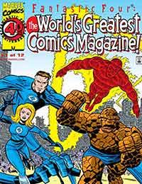 Fantastic Four: World's Greatest Comics Magazine
