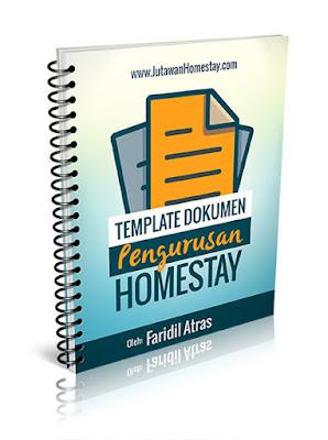 Templete Dokumen Pengurusan Homestay