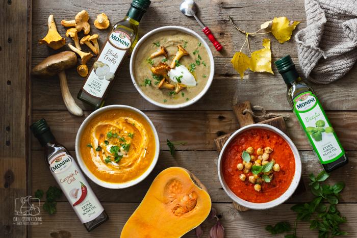 Jesienne zupy krem proste przepisy