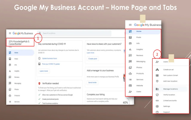 How do I Get in Touch with Google My Business?
