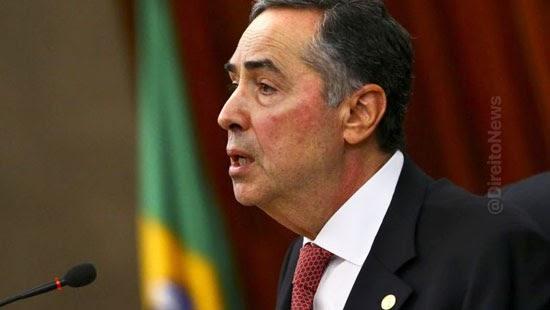 barroso pedidos impeachment stf senado fatos