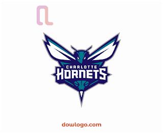 Logo Charlotte Hornets Vector Format CDR, PNG