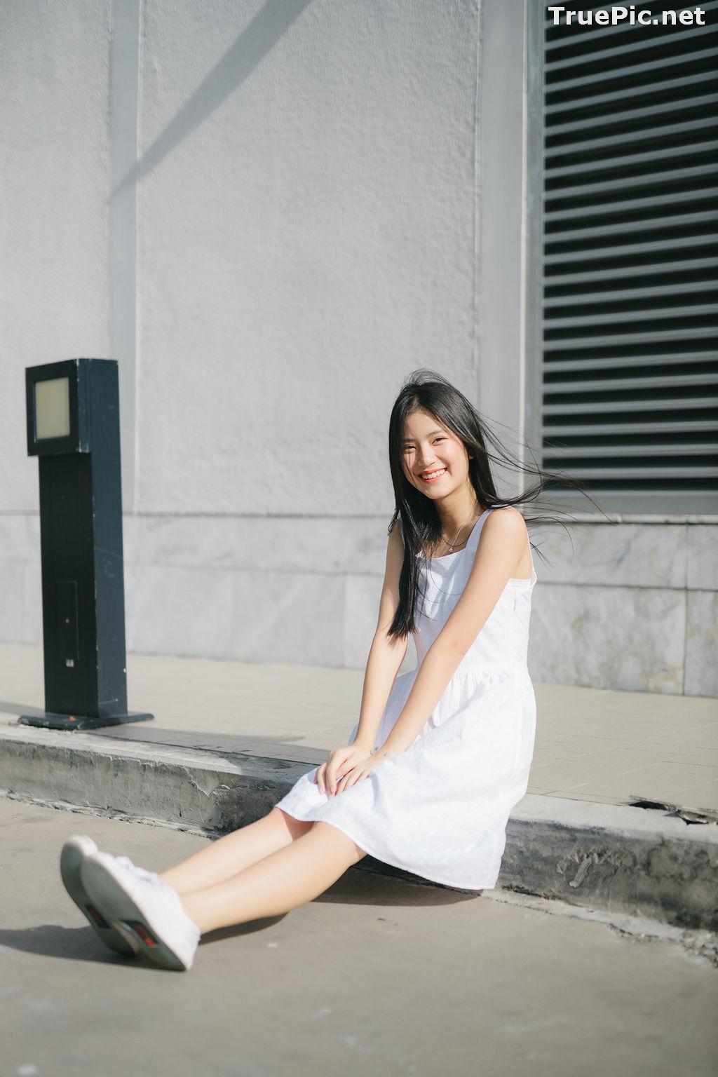 Image Thailand Model - Venita Loywattanakul - A Beautiful White - TruePic.net - Picture-8