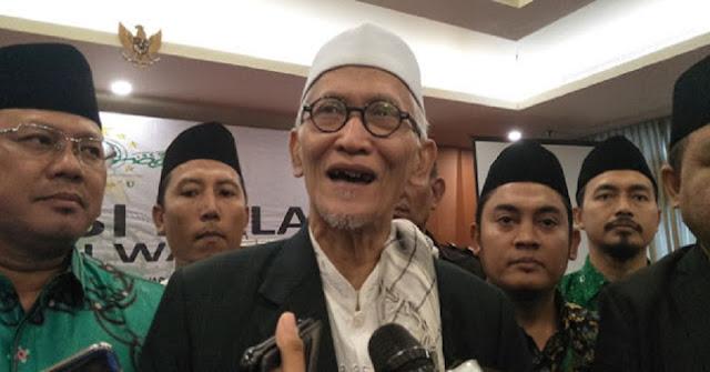Jabatan Maruf Amin di BUMN, Rais 'Aam NU Ibaratkan Shalat Lupa Rukuk