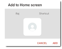 Cara Mudah Menambahkan Shortcut Obrolan WhatsApp ke Home Screen Android 3