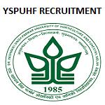 YSPUHF Non Teaching Staff Recruitment 2019