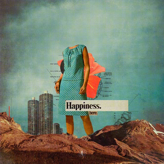 """Happiness Here"" by Frank Moth 