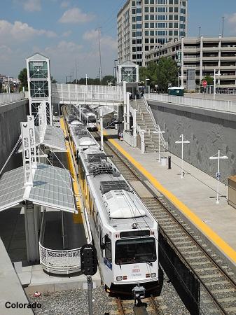 Denver Light Rail at UrbanRail.Net (incl. map) & Robert Schwandlu0027s Urban Rail Blog: DENVER Light Rail