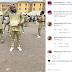 Nigerian Rapper, Chinko Ekun concludes his NYSC