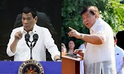 Pag ako bumagsak, dadalhin kita! Duterte to Drilon: 'Did you craft 'onerous' Manila Water, Maynilad contracts?'