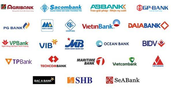 Chúng tôi liên kết với hầu hết các ngân hàng để hỗ trợ khách hàng mua xe Innova 2019 trả góp