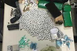 Homem é preso com mais de 100 pedras de crack em Nossa Senhora do Socorro