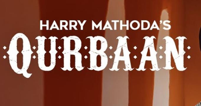 Qurbaan Lyrics - Harry Mathoda