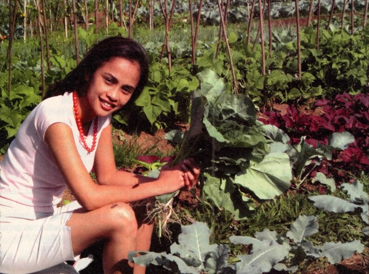Berkebun organik