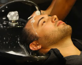 shampoo hair loss men