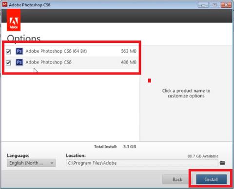 Hướng dẫn cài đặt phần mềm Photoshop CS6 đơn giản và chi tiết d