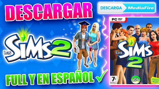descargar los sims 2 en español con todas las expansiones 2021