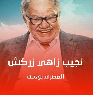مسلسل نجيب زاهي زركش يحي الفخراني