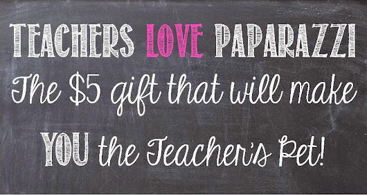 Teachers Love Paparazzi!
