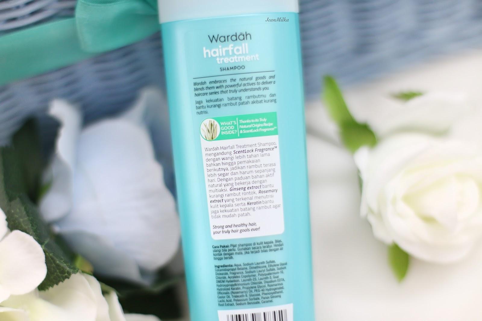 review, wardah, wardah shampoo, sampo wardah, sampo hijab, shampoo hijab, hijab, wardah beauty, wardah shampoo hairfall treatment