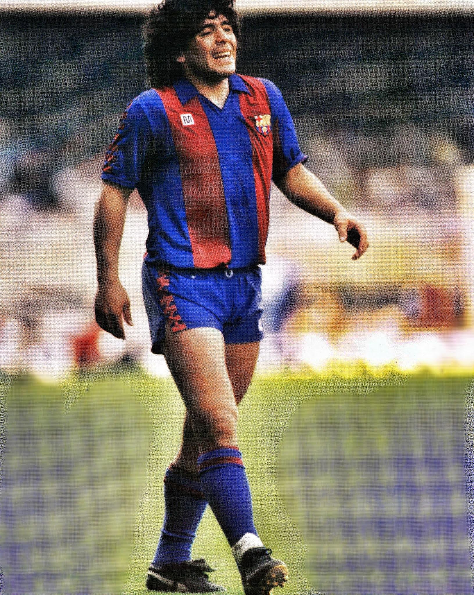 Biography diego maradona Giannina Maradona