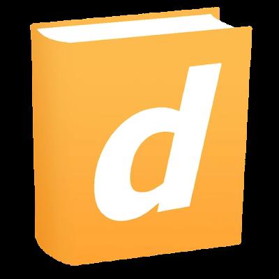 تطبيق dict.cc dictionary القاموس الشهير لاجهزة اندرويد بدون انترنت