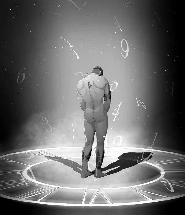 Time, by Jo Ji Art ft Apostolos Hatzimeletiou