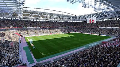 PES 2020 Stadium Otkritie Arena