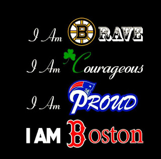 #Patriots. - I am Brave. I am Courageous. I am Proud. I am Boston.