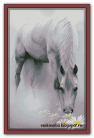 Лошадь в тумане