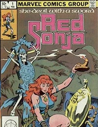 Red Sonja (2nd Series)