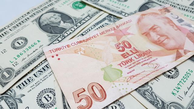 تعرف على سعر الليرة التركية بالنسبة للدولار الامريكي اليوم الإثنين 14/10/2019