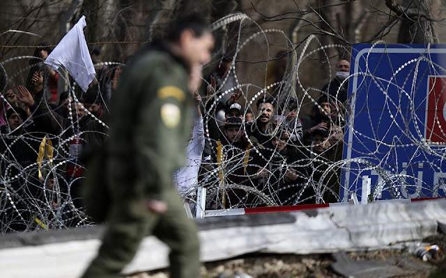 Μόσχα: Εκτός Συρίας τα 2/3 των προσφύγων που στέλνει στην Ελλάδα ο Ερντογάν
