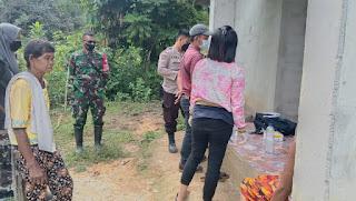 Kontak erat dengan 7 Orang Terpapar COVID-19:  Lakukan Tracing COVID-19 di Desa Penyak Lalang