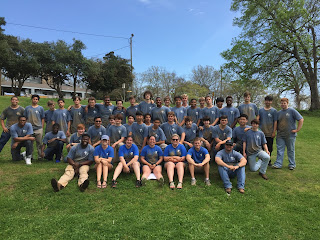 Montgomery Catholic's Lenten Day of Service. PRAY.FAST.GIVE. 3
