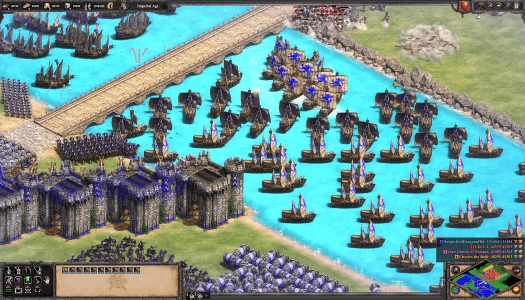 تحميل لعبة Age Of Empire 2 من ميديا فاير