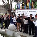Komunitas Wartawan di Samosir Bagi Masker Gratis
