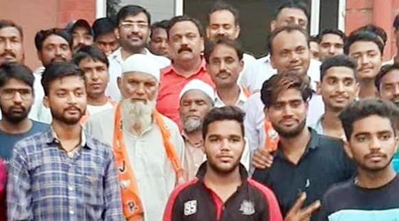 150 मुस्लिमों ने ली भाजपा की सदस्यता - newsonfloor.com